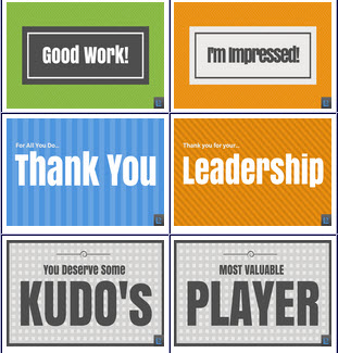 Leadership Ecards